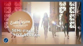 Eurovision Young Musicians 2018 - Semi-Final 3