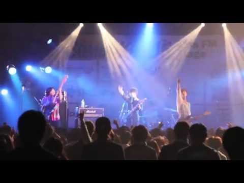 QOOLAND【COMIN'KOBE'15】LIVE DIGEST (HD)