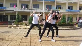 Nhảy hiện đại - 12A