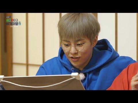 [EXO의 사다리 타고 세계여행 – 첸백시 일본편] 첸백시의 매력 뿜뿜 일본 여행기