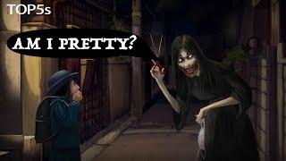 5 Nightmarish Asian Urban Legends (including Japans Terrifying Kuchisake-onna)
