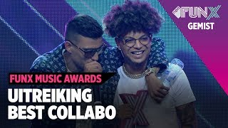 BEST COLLABO: RONNIE FLEX FT. BOEF - COME AGAIN | FUNX MUSIC AWARDS 2018
