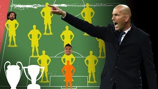 How Zidane's Tactics Proved The World Wrong | Copa90 & Top Eleven