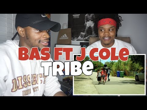 Bas - Tribe with J.Cole - REACTION
