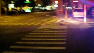 Guy gets caught doing circle wheelies and runs from cops