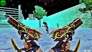 Counter-Strike: Zombie Escape Mod - ze_JurassicPark4_dp [RETEXTURED] - YouTube