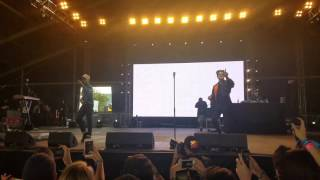 Francis and the Lights w/ Chance the Rapper -