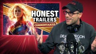 Honest Trailers Commentary | Captain Marvel