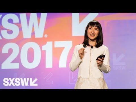 Marie Kondo: Organize the World: Design Your Life to Spark Joy   SXSW 2017