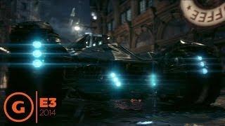 Batman: Arkham Knight - E3 2014 Gameplay Trailer at Sony Press Conference
