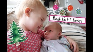 How Eliza is Adjusting to New Baby Brother |  VLOG