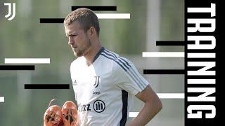 Preparing for the Derby d'Italia! | Juventus Training