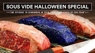 HALLOWEEN STEAKS Special Episode for 2018!