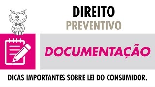 CONSELHO JURÍDICO – Documentação