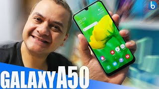 SAMSUNG GALAXY A50 | REVIEW / ANÁLISE