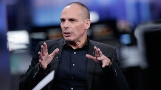 Varoufakis: 'God and His Angels Could Not Fix Greece' Under This Agreement