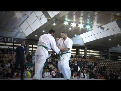 XXXV edición del Campeonato nacional de Karate Kyokushin