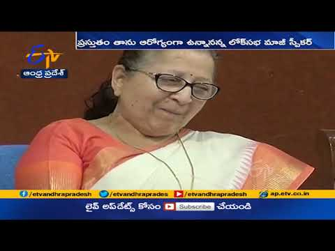 Ex-LS Speaker Sumitra Mahajan death hoax; What was the urgency in announcing without confirmation