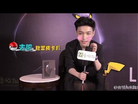 161105 STAR!调查团 interview with Zhang Yixing LAY 张艺兴