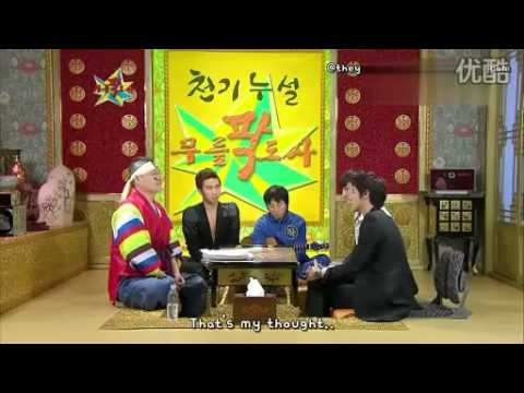 110302 Engsub_ TVXQ on Golden fishery duo talk about law suit