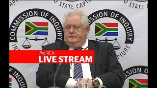 Former Bosasa COO Angelo Agrizzi returns to the state capture inquiry