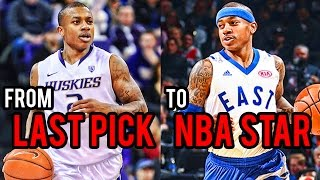 From LAST PICK to NBA STAR? The Isaiah Thomas Story