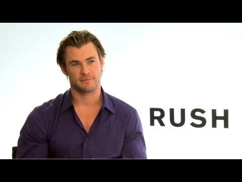 'Rush' Chris Hemsworth Interview