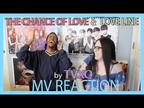'THE CHANCE OF LOVE' & 'LOVE LINE' by TVXQ! | MV REACTION | KPJAW
