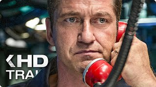 HUNTER KILLER Trailer German Deu HD