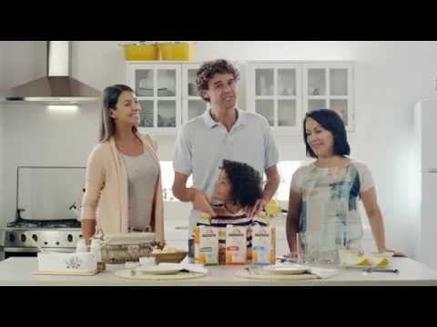 Campanha Leites 0% lactose Aurora Alimentos 2015