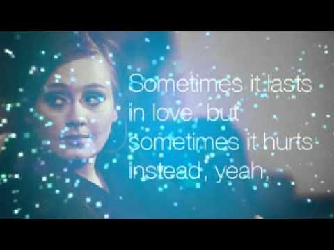 Adele - Someone Like You (Lyrics).mp4
