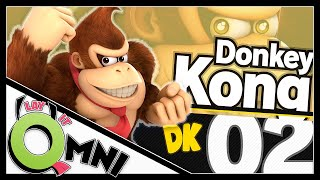 02: Donkey Kong – Super Smash Bros. Ultimate | #LayItOmni