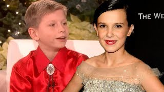 Mason Ramsey Has Millie Bobby Brown on His Christmas List! (Exclusive)