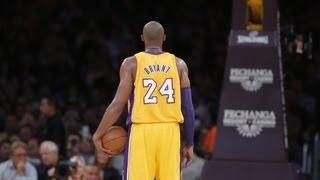 NBA: Kobe Bryant -Hall of Fame- HD  Highlights