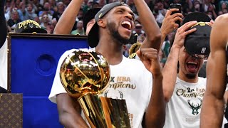 Full 2021 NBA Finals Mini-Movie [Games 1-6] | First Bucks Championship In 50 Years | Bucks In Six 🏆