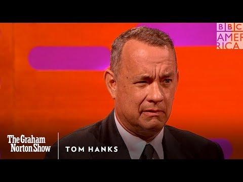 Tom Hanks' Amazing Clint Eastwood Impression - The Graham Norton Show