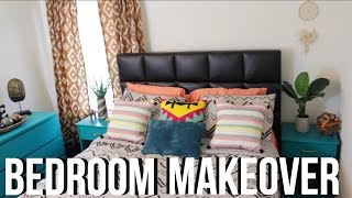 EXTREME BEDROOM MAKEOVER!!!!