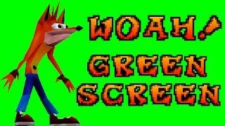 """Woah!"" Green Screen   Original Animation"