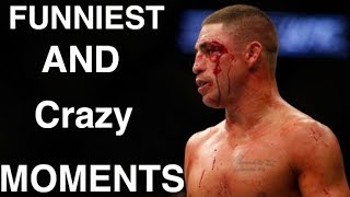 Diego Sanchez Funniest And Crazy Moments!