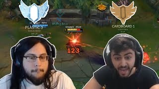 "When Riot need ""Plastic, Cardboard"" divisions for Imaqtpie and Yassuo 
