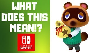 Did Nintendo Just Tease the Animal Crossing Switch Announcement Date?