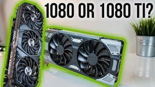 1080 vs 1080 Ti - Worth Upgrading? Gaming Benchmarks!