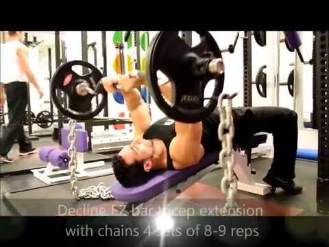 Ultimate 'Big Gun' Tricep & Bicep Workout to build size & strength