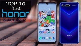 Top 10 Best Honor Mobile Phones 2019 | You Should Buy!