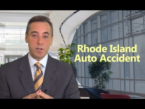Rhode Island Auto Accidents video