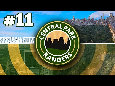 CENTRAL PARK RANGERS   #11   WITHOUT FURTHER ADU   FOOTBALL MANAGER 2019