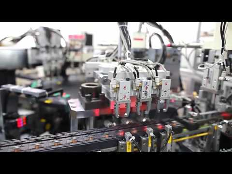 ZETTLER Relays Production Line HD