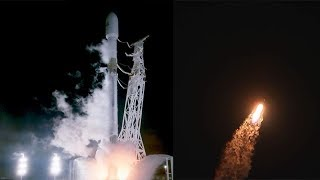 SpaceX Falcon 9 launches PAZ satellite