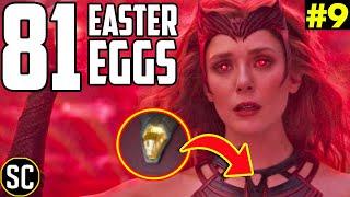 WandaVision Finale: Every Easter Egg + Future of MCU   Full BREAKDOWN