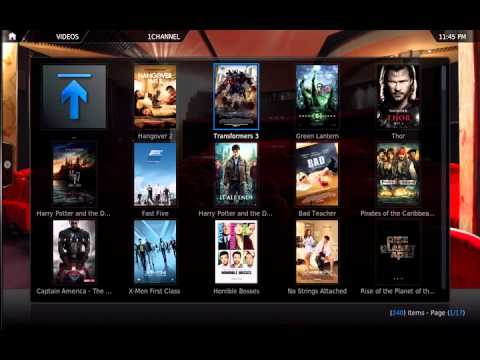 1channel Xbmc Plugin